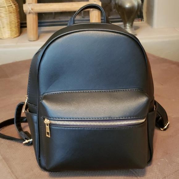 5352bb333 No name Bags | Stylish Black Backpack | Poshmark